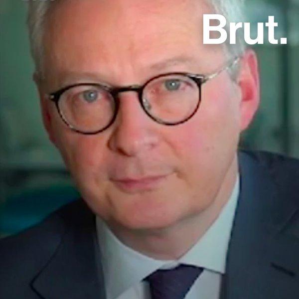 """Bruno Le Maire : """"Je veillerai à ce que l'augmentation des prix alimentaires reste acceptable"""""""