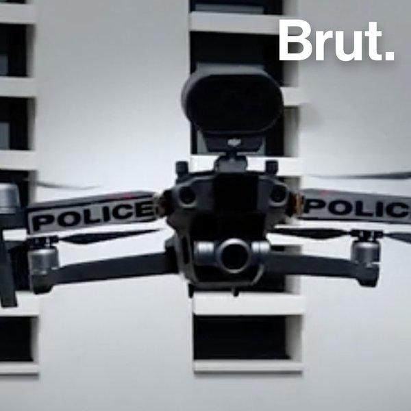 Drones : pourquoi l'article 22 de la loi Sécurité globale est controversé