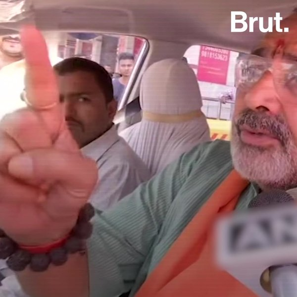 Giriraj Singh Takes Modi Doubters To Task