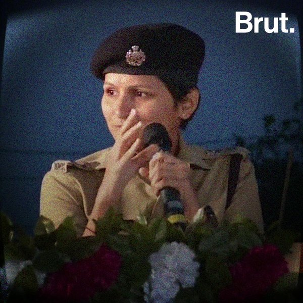IPS Officer Urges Women To Be Courageous
