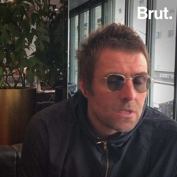 Liam Gallagher, 10 years after the big break up