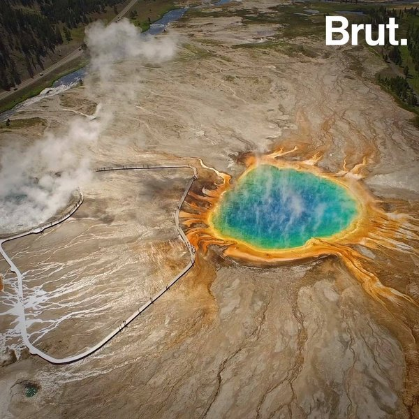 The Kilauea Volcano Is Only One Of 169 Active Volcanoes In The Usa Brut