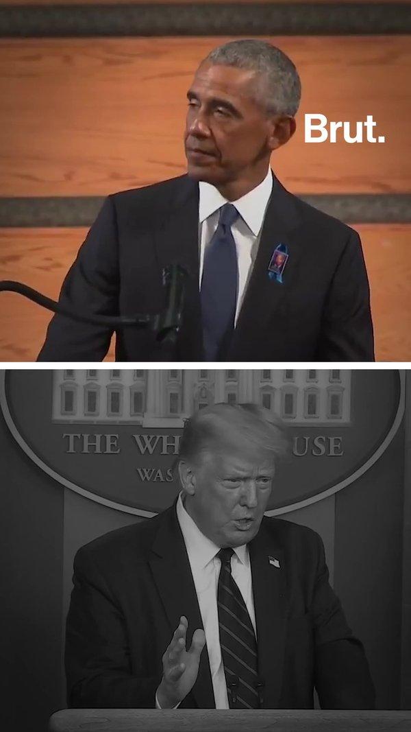 Trump vs. Obama on Voting