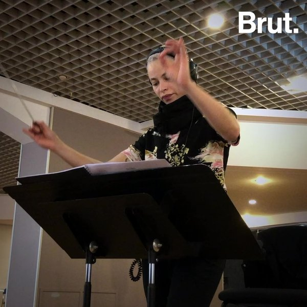 Uèle Lamore raconte son métier de cheffe d'orchestre