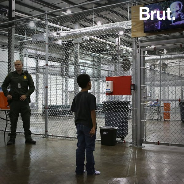 What a Lawyer Saw at Border Detention Centers