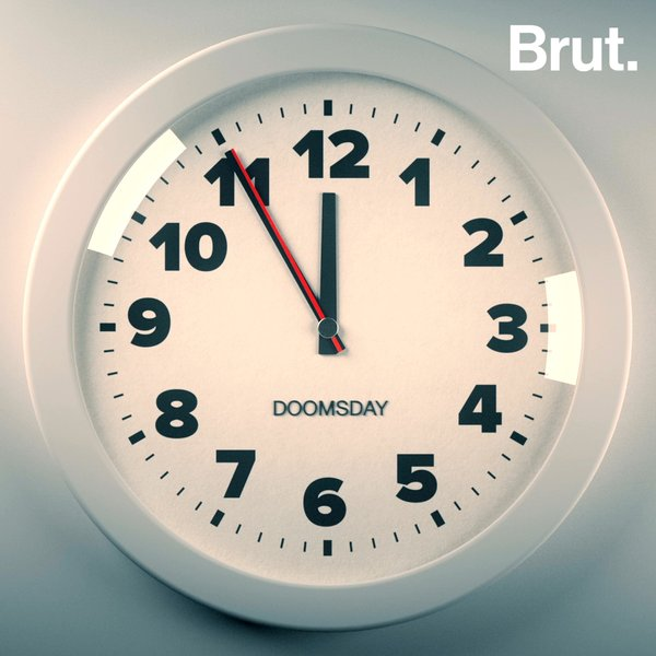 What Is The Doomsday Clock Brut
